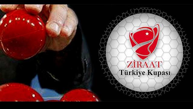 Türkiye Kupası'nda kuralar çekildi!