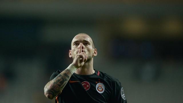 Sneijder'den bomba Denizli sözleri! Yeni hocası hakkında konuştu...