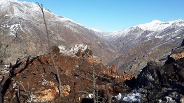 PKK en güvendiği yerde vuruldu