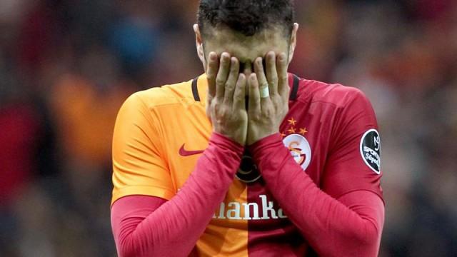 Galatasaraylı yıldız ilk yarıyı kapattı! Sakatlık şoku...