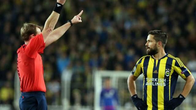 UEFA'dan Diego Ribas'a şok ceza!