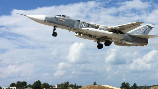 Rus uçağı yine ihlal yaptı...