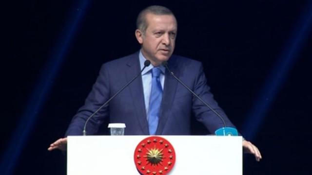 Cumhurbaşkanı Erdoğan'dan sert açıklama! Yalan söylüyorlar...