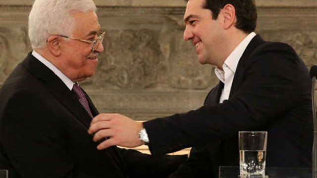 Yunanistan'dan tarihi Filistin kararı!