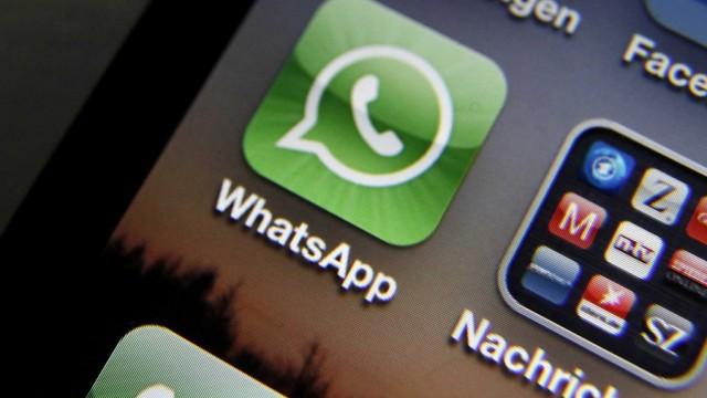 WhatsApp'ı çökerten mesaj
