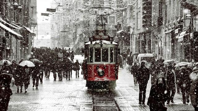 İstanbul ve yurdun büyük bölümüne kar geliyor