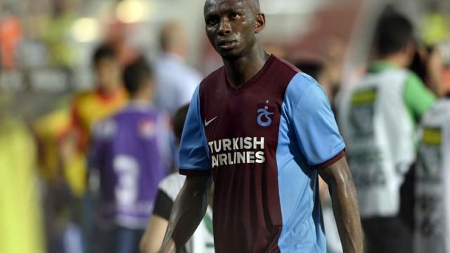 Trabzonspor'da M'bia şoku! Alacakları ödendiği halde...