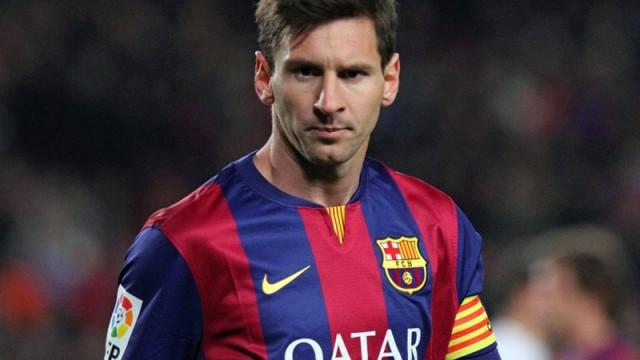 Barcelona'nın yıldızı Messi çok kızdı!