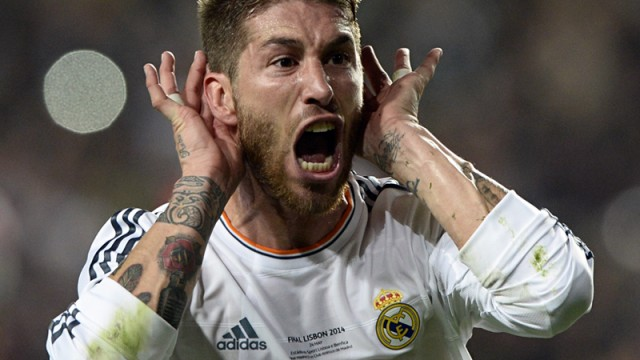 Sergio Ramos dünyaya rezil oldu!