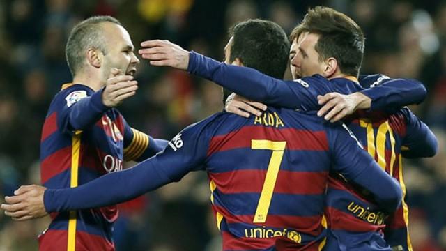 Arda Turan'lı Barcelona'dan ilk maçta 4 gol!