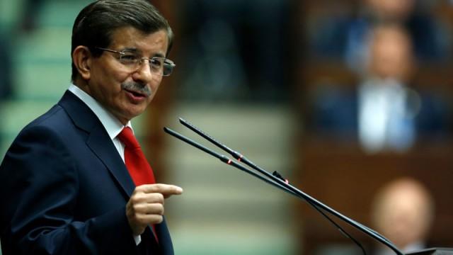 Başbakan Davutoğlu'ndan flaş açıklama!