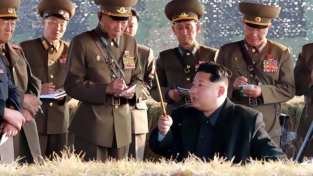 Kuzey Kore hidrojen bombası patlattı!