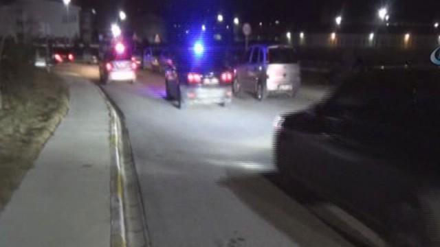 AK Parti toplantısı yolunda kaza: 4 vekil yaralı