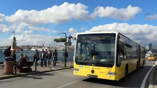 Metrobüse alternatif yeni otobüs hatları