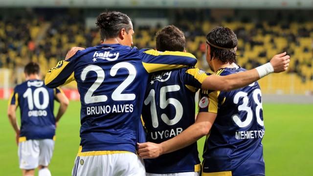 Fenerbahçe: 6 Giresunspor: 1 |Türkiye Kupası maç özeti