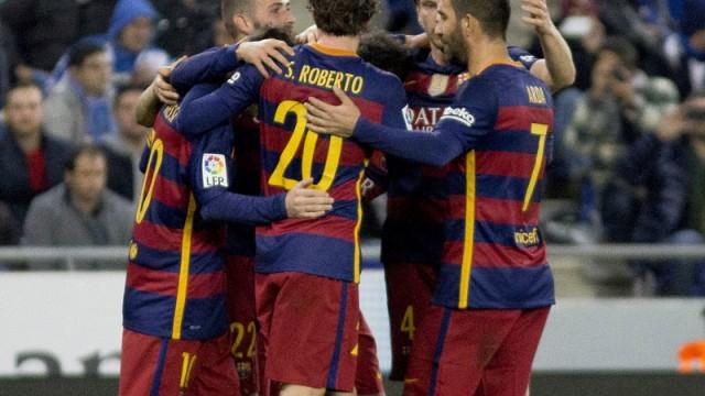 Espanyol:0 Barcelona :2   İspanya Kral Kupası maç özeti