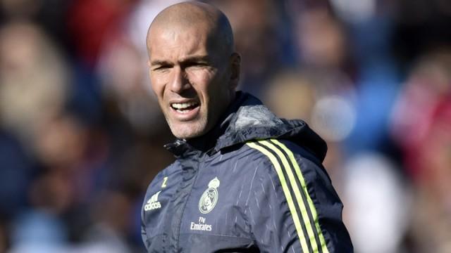 Real Madrid'de Zidane şoku!