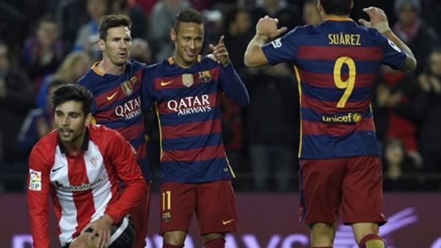 Barcelona: 6 Athletic Bilbao: 0 | İspanya La Liga maç özeti