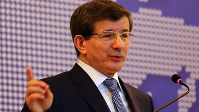Başbakan Davutoğlu, İngiltere'de konuştu