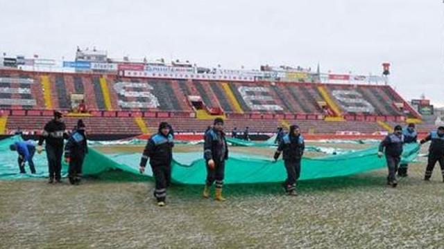 Eskişehirspor-Fenerbahçe maçı oynanacak mı? İşte statta son durum