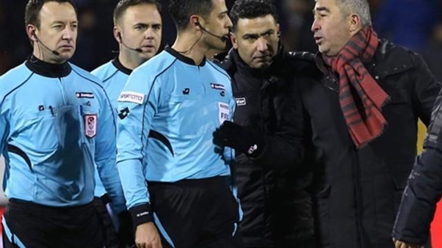 Eskişehir'de maç bitti, stat karıştı!