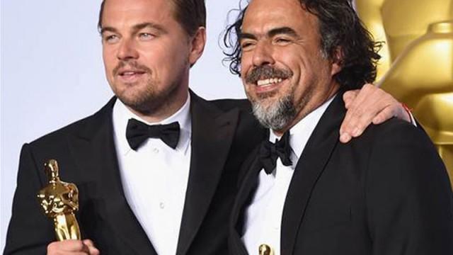 Sonunda Oscar heykeline kavuştu