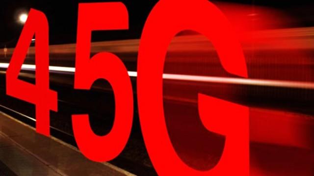Tarihi dönem başladı! 4.5G hayatımıza girdi!