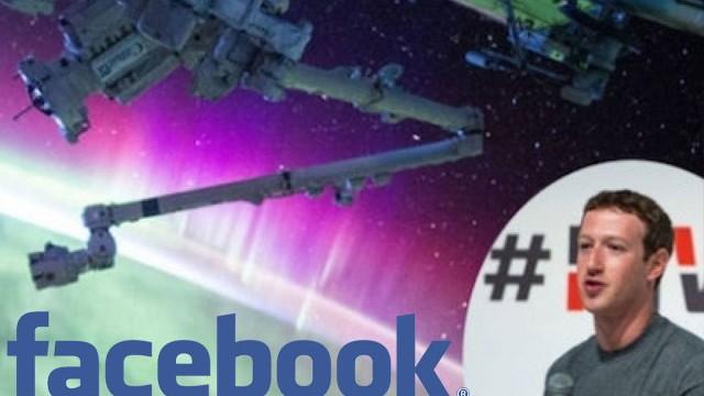 Facebook'ta uzaydan ilk canlı yayın bugün gerçekleşecek!