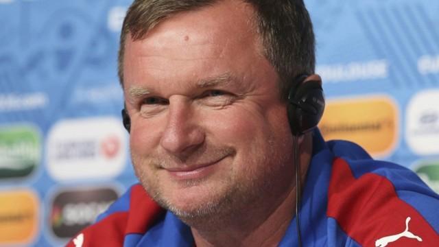 Çek Cumhuriyeti Teknik Direktörü konuştu...