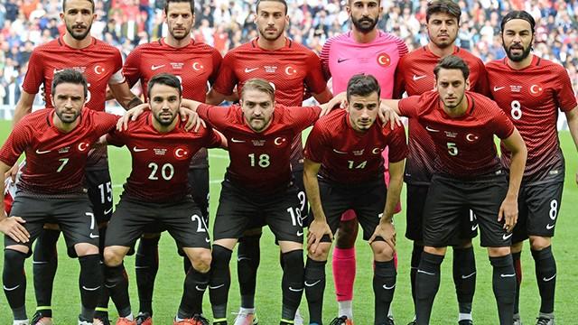 A Milli Futbol Takımı'mız EURO 2016'ya veda etti!