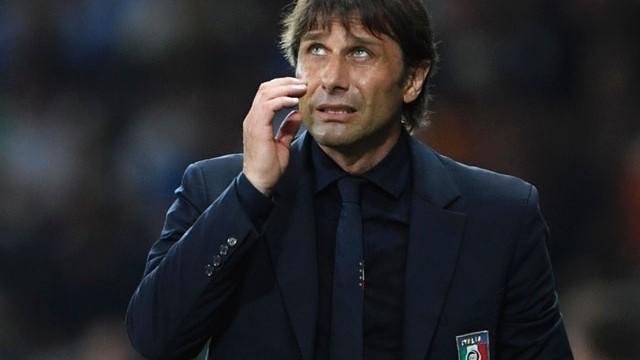 İtalya'nın hocası Conte'den mağlubiyet yorumu