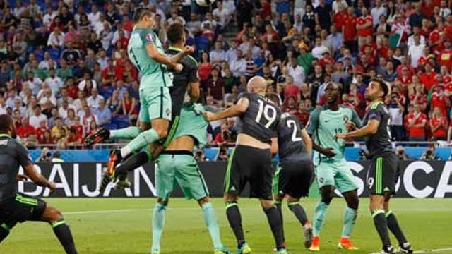Attığı golden sonra dünya Ronaldo'yu konuşuyor!