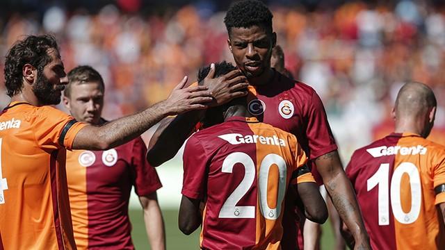Cimbom farklı kazandı | Galatasaray:3 Zürih:0