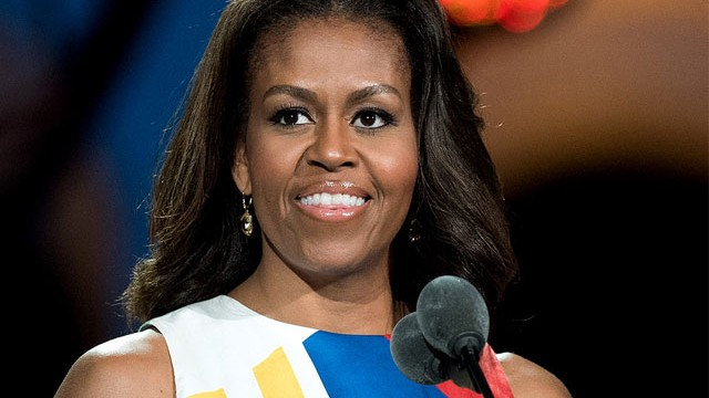 First Lady Michelle Obama'dan karaoke performansı!