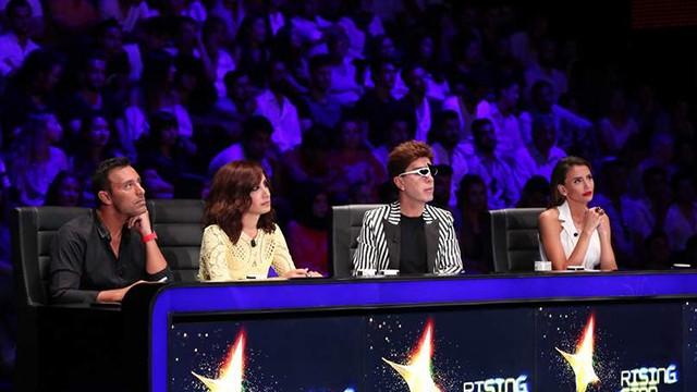 Rising Star birazdan TV8'de başlıyor! Yan Ekran indirin Rising Star'a ortak olun!