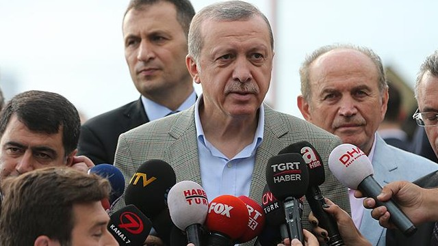 Erdoğan'dan Gaziantep açıklaması: Canlı bomba 12-14 yaşlarında