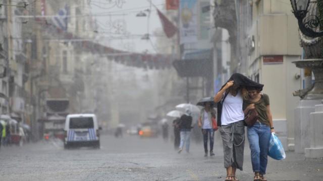 Meteoroloji'den kritik uyarı! İstanbullular dikkat!