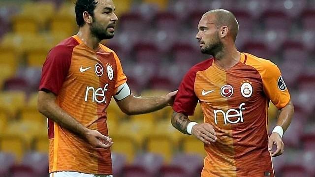 Galatasaray'da Selçuk İnan gözden çıkarıldı!