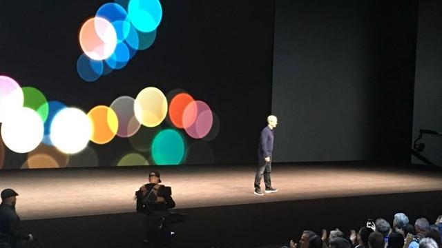 iPhone 7 ve iPhone 7 Plus tanıtımı yapıldı