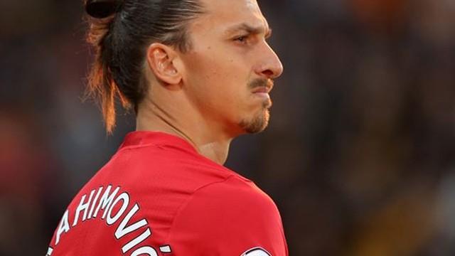 Zlatan Ibrahimovic'ten esprili maaş yorumu!