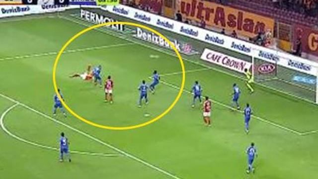 Eren Derdiyok'tan muhteşem röveşata golü!