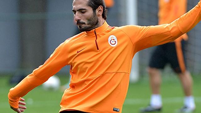 Galatasaray'da bu kez Hamit krizi!