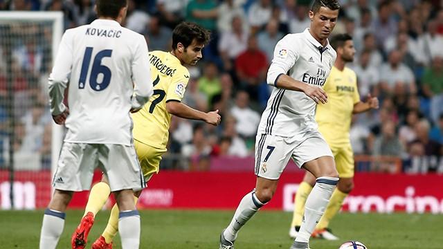 Real Madrid'e Villarreal darbesi!