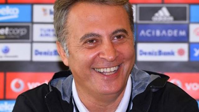 Fikret Orman'dan Beşiktaş taraftarına müjde!