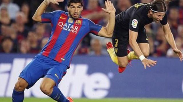 Luis Suarez: 'Futbol erkekler içindir'