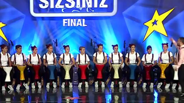 'Hayatın Ritmini Yakala' final performansı