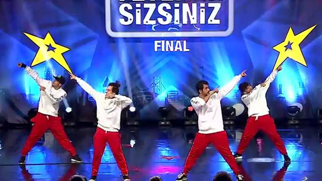 Finalin en yüksek yüzdesini aldılar!