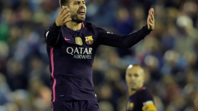 Celta Vigo 4-3 Barcelona