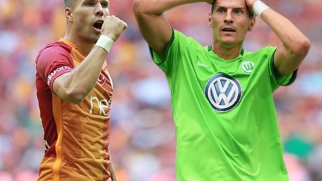 Almanya'da gündem Podolski ve Gomez!