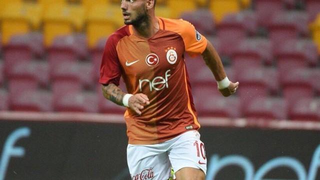 Galatasaray'da Sneijder için karar verildi